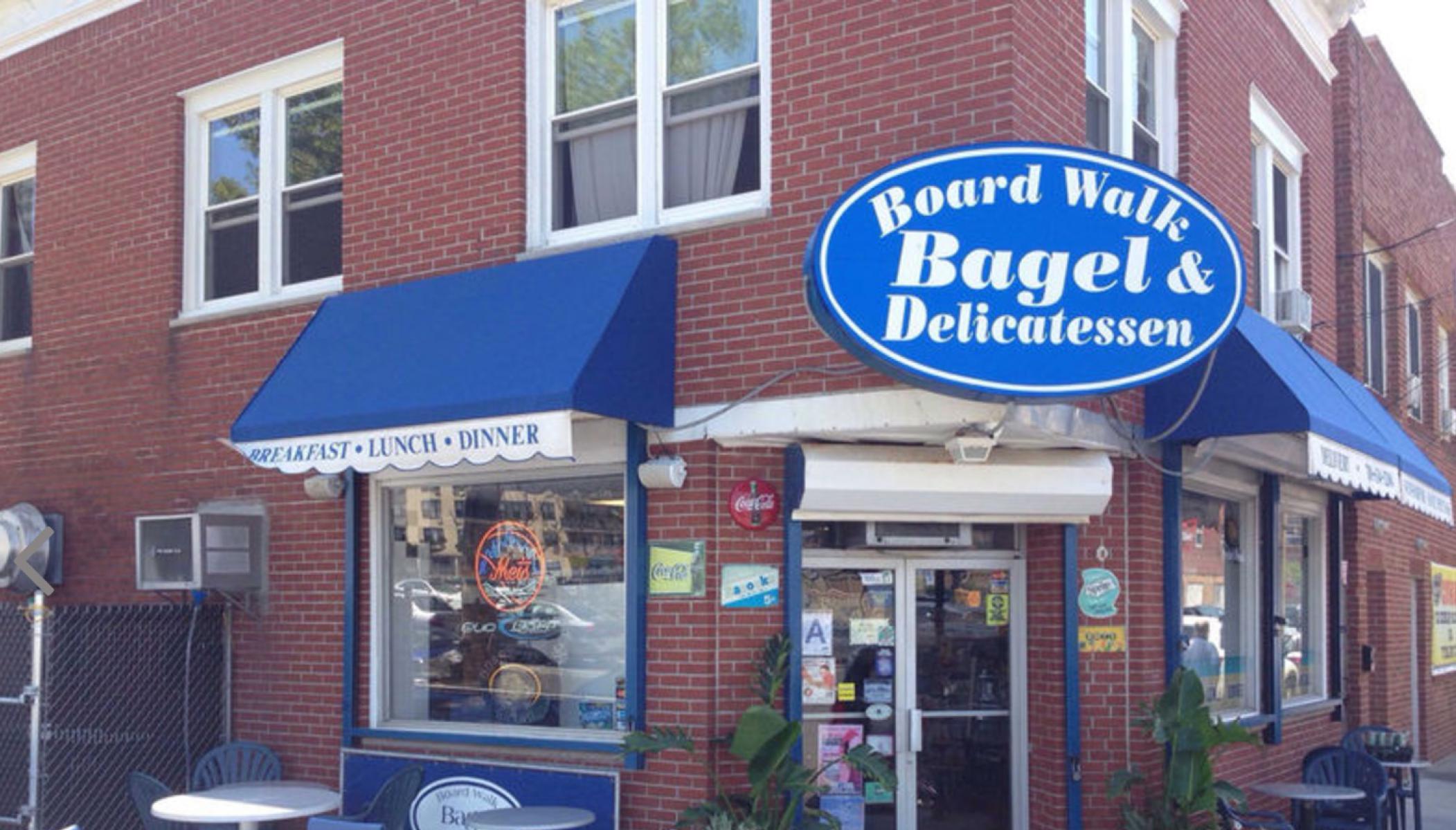 Boardwalk Bagel